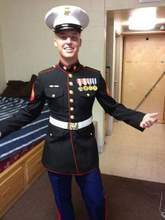 Marine Cpl. Joshua Vielstich  Courtesy Vielstich Family