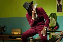Theophilus London performs with Flash & Flare and Kiliona on Oct. 21 at the Urban Lounge in Salt Lake City.