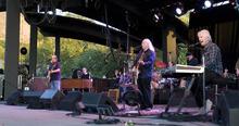 Paul Fraughton | The Salt Lake Tribune Crosby Stills and Nash perform at Red Butte Garden in Salt Lake City on Thursday, Aug. 23, 2012.