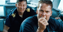In this film publicity image released by Universal Pictures, Tadanobu Asano, left, and Taylor Kitsch are shown in a scene from