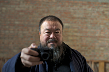 Chinese artist and activist Ai Weiwei, subject of the documentary