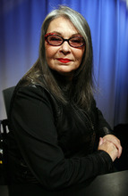 Actress and author Roseanne Barr  (AP Photo/Jeff Christensen)