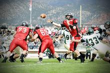 Courtesy photo SUU quarterback Brad Sorensen.
