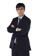 This undated image released by Comedy Central shows John Oliver, a correspondent from ''The Daily Show with Jon Stewart.'' Oliver will be covering the Republican National Convention this week for ''The Daily Show,'' which will shift its regular schedule a day to broadcast four shows from Tampa Tuesday through Friday. (AP Photo/Comedy Central, Martin Crook)