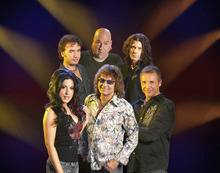   Courtesy photo The rock group Starship will appear in a Labor Day concert at 8 p.m. Sept. 3 at the SCERA Shell Outdoor Theatre.