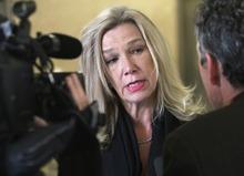 Tribune file photo  Cox family attorney Anne Bremner.
