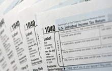 The IRS provides free tax law training and materials needed to prepare basic individual income tax returns. (Mike Mergen/Bloomberg News)