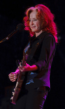 Leah Hogsten  |  The Salt Lake Tribune Bonnie Raitt performs in concert, August 28, 2012 at Red Butte Garden.