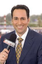 Joe Tessitore. Courtesy image