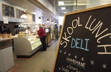 Ryan Galbraith The Salt Lake Tribune Skool Lunch, which had several locations in the Salt Lake Valley, announced Friday it was closing in the face of economic conditions after 30 years of operation.