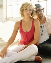    Courtesy photo Sugarland's Jennifer Nettles and Kristian Bush will perform at 7 p.m. Saturday, Sept. 1, at USANA Amphiteatre in Salt Lake City.