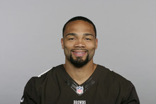 This is a 2012 photo of Seneca Wallace of the Cleveland Browns NFL football team. This image reflects the Cleveland Browns active roster as of Wednesday, June 6, 2012 when this image was taken. (AP Photo)
