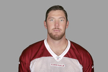 This is a 2012 photo of John Skelton of the Arizona Cardinals NFL football team. This image reflects the Arizona Cardinals active roster as of Monday, June 11, 2012 when this image was taken. (AP Photo)