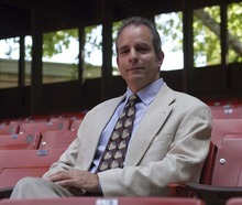 Don Weingust was named inaugural director of Southern Utah University's Center for Shakespeare Studies. Courtesy SUU