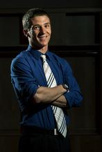 Chris Detrick  |  The Salt Lake Tribune Real Salt Lake's Will Johnson poses for a portrait at Rio Tinto Stadium Wednesday April 18, 2012.