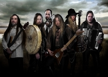 Finnish folk-metal band Korpiklaani performs Thursday, Sept. 6, at The Complex. (courtesy photo)