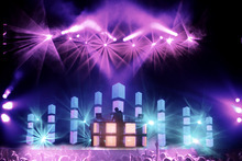 Pretty Lights will headline one of the evenings of Audio Circus at Saltair. Courtesy image