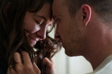 Mary Elizabeth Winstead and Aaron Paul play married alcoholics in