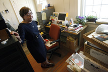 Francisco Kjolseth  |  The Salt Lake Tribune University of Utah linguist Marianna Di Paolo helped found the Center for American Indian Languages and runs its Shoshoni Project. The U. is shutting down the center, which has worked to preserve native languages across the Americas. Administrators want to focus these efforts on Utah tribes.