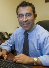 Paul Fraughton | The Salt Lake Tribune Marco Diaz, who is running for president of the Utah Hispanic Assembly.  Thursday, March 1, 2012