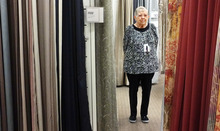 Steve Griffin | The Salt Lake Tribune   Merle Hansen has been a store clerk at JCPenney at Valley Fair Mall in West Valley City for 41 years where she works in the home department.