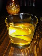 Edison Street Cocktail at Bar X.