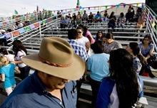 Tribune file photo Fiesta Mexicana festivities of the Utah State Fair last year.