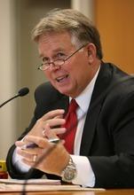 Steve Griffin  |  The Salt Lake Tribune   Earl Dorius