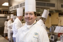 Chef David Bruno from the Culinary Institute of America will be in Salt Lake City in October teaching a five-day
