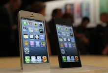 (AP Photo/Eric Risberg) After announcing the Lightning connector for the iPhone 5 earlier this week, Apple said it would sell dock converters starting at $29, which consumers can use to connect their iPhone 5s to accessories with old docks.