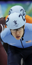 AP photo  J.R. Celski is one of several skaters to file a complaint against U.S. Speedskating short-track coaches.
