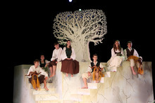 The Sting & Honey Company's production of William Shakespeare's