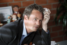 Matthew Perry stars in the new NBC comedy