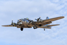 Courtesy Commemorative Air Force  The B-17 Sentimental Journey will be available for to see at the Heber Municipal Airport Sept. 17-20, 2012.