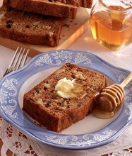 Honey Apple Cake combines the sweetness of honey with apples and cinnamon. These ingredients are specially significant at Rosh Hashana, the Jewish New Year, when traditional foods sweetened with honey and apples are served, symbolizing sweetness, blessings, abundance and the hope for a sweet year ahead. (AP Photo/National Honey Board)