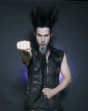 Static-X. Courtesy image.