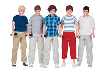 One Direction collector dolls by Hasbro are among the items on the Toys R Us