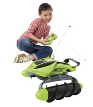 The Terrain Twister remote controlled vehicle. Courtesy Toys