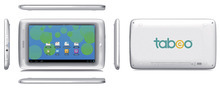 The Tabeo tablet. Courtesy Toys