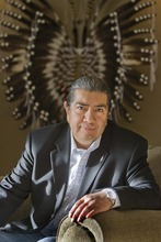Paul Fraughton  |  The Salt Lake Tribune  Former director of the Utah Division of Indian Affairs, Forrest Cuch, has resigned as CEO of the Ute Indian Tribe's businesses after the tribe's governing body abruptly fired his partner.