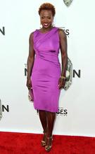 Viola Davis attends the West Coast premiere of