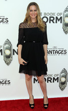 Alicia Silverstone attends the West Coast premiere of