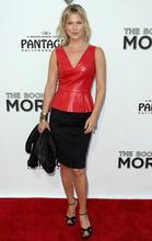 Ali Larter attends the West Coast premiere of
