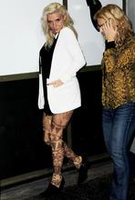 Ke$ha attends the West Coast premiere of