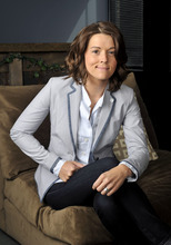 Brandi Carlile  poses for a portrait  on Wednesday Sept. 12, 2012, in Nashville. As other gay entertainers made pronouncements about their relationships, Carlile, while not hiding her sexuality, kept the public focus on her music. But with gay rights becoming more of a political issue each day, Carlile is taking a stand, and on Saturday, she will do it with the biggest step of her life _ by getting married to her partner, Catherine Shepherd. (Photo by Donn Jones /Invision/AP)