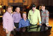 The Beach Boys in 2012. Courtesy photo