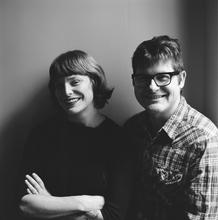 Husband-wife team author Colin Meloy and illustrator Carson Ellis will be at The King's English Bookshop Sept. 27, 7 p.m. to promote their new book