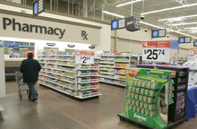 (AP Photo/Danny Johnston, File) The report found premium increases for all top 10 prescription drug plans, known as PDPs. However, the most popular plan -- AARP MedicareRx Preferred -- is only going up 57 cents per month nationally, to $40.42 from $39.85.