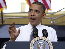 (AP Photo/Carolyn Kaster, File) The Avalare numbers, released Monday, do have one silver lining for President Barack Obama's administration. When the projections are tweaked to account for seniors switching to lower-cost coverage, premiums for 2013 are likely to remain steady.