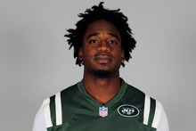 This is a 2012 photo of Joe McKnight of the New York Jets NFL football team. This image reflects the New York Jets active roster as of Monday, June 11, 2012 when this image was taken. (AP Photo)